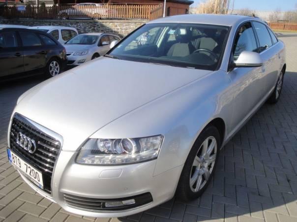 Audi A6 3.0TDI QUATTRO, DIODY, NAVIGACE, foto 1 Auto – moto , Automobily | spěcháto.cz - bazar, inzerce zdarma