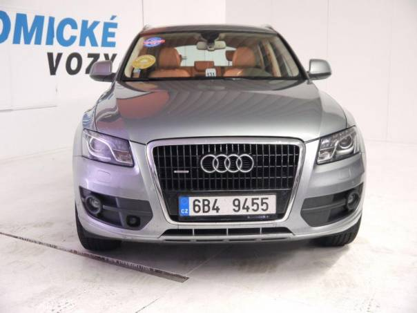 Audi Q5 Q 5 3.2 FSI QUATTRO /max.výbava/zár, foto 1 Auto – moto , Automobily | spěcháto.cz - bazar, inzerce zdarma