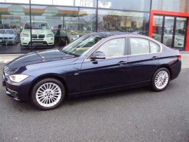 BMW Řada 3 320dA Luxury Line JAKO NOVÉ, foto 1 Auto – moto , Automobily | spěcháto.cz - bazar, inzerce zdarma