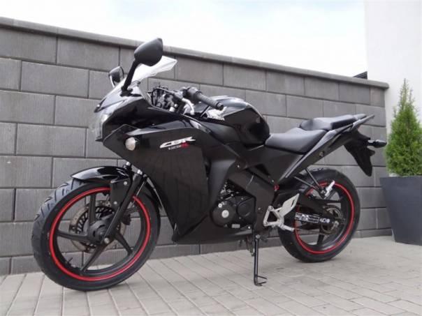Honda CBR CBR 125 R, foto 1 Auto – moto , Motocykly a čtyřkolky | spěcháto.cz - bazar, inzerce zdarma
