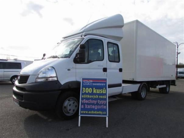 Renault Mascott tahač 6míst 3,5t + návěs 5,4m, foto 1 Užitkové a nákladní vozy, Do 7,5 t | spěcháto.cz - bazar, inzerce zdarma