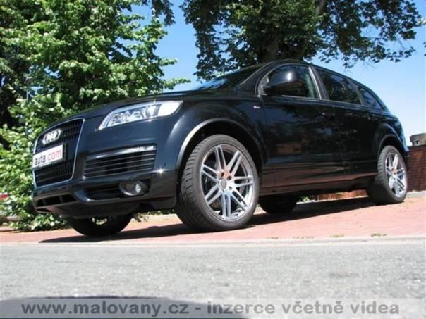 Audi Q7 4.2 TDI S-LINE provz od 2010 240kW, foto 1 Auto – moto , Automobily | spěcháto.cz - bazar, inzerce zdarma