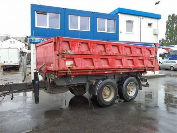 TS 3 18, foto 1 Užitkové a nákladní vozy, Přívěsy a návěsy | spěcháto.cz - bazar, inzerce zdarma
