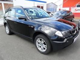 BMW X3 3,0D  NAVIGACE, XENONY