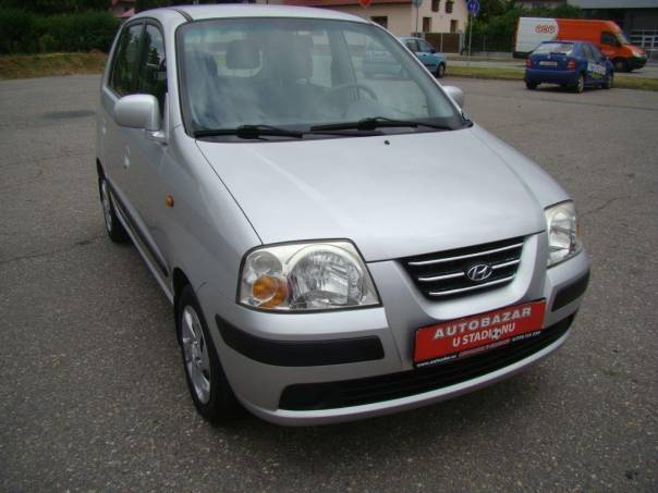 Hyundai Atos 1,1 43 kW, klima, foto 1 Auto – moto , Automobily   spěcháto.cz - bazar, inzerce zdarma