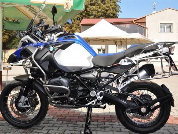 BMW R 1200 R1200 GS Adventure 2014, foto 1 Auto – moto , Motocykly a čtyřkolky | spěcháto.cz - bazar, inzerce zdarma