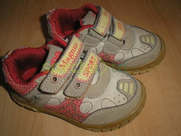Kožené botičky, foto 1 Pro děti, Dětská obuv  | spěcháto.cz - bazar, inzerce zdarma