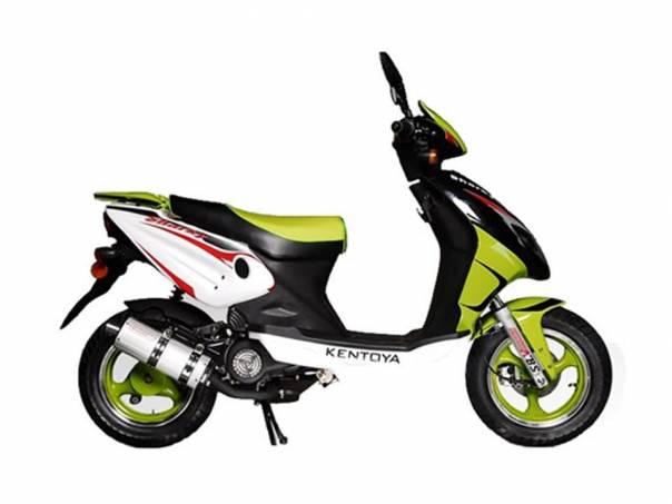 Kentoya  SHARKY 125T, foto 1 Auto – moto , Motocykly a čtyřkolky | spěcháto.cz - bazar, inzerce zdarma