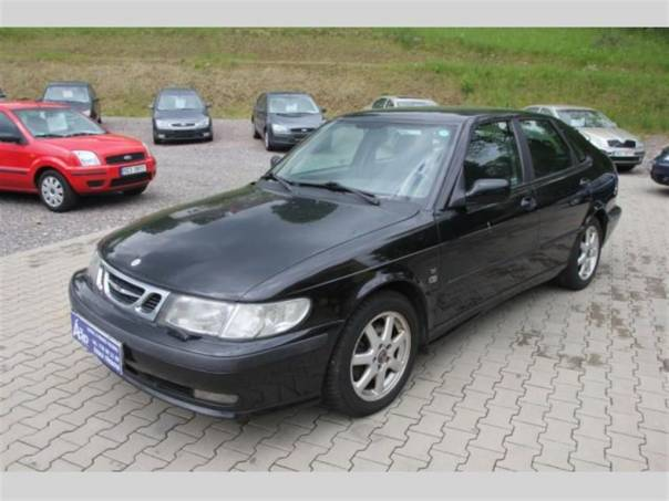 Saab 40977 2,2TiD, foto 1 Auto – moto , Automobily | spěcháto.cz - bazar, inzerce zdarma