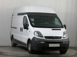Opel Vivaro 2.5 DTI , Užitkové a nákladní vozy, Do 7,5 t    spěcháto.cz - bazar, inzerce zdarma