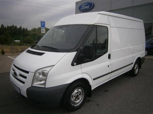 Ford Transit 2,2TDCi,85KW,CZ,130TKM,L2H2, foto 1 Užitkové a nákladní vozy, Do 7,5 t | spěcháto.cz - bazar, inzerce zdarma