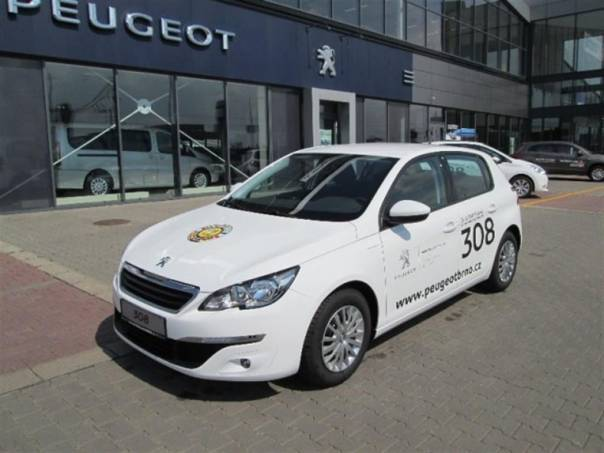 Peugeot 308 1.2 82k 5P Access MAN5, foto 1 Auto – moto , Automobily | spěcháto.cz - bazar, inzerce zdarma
