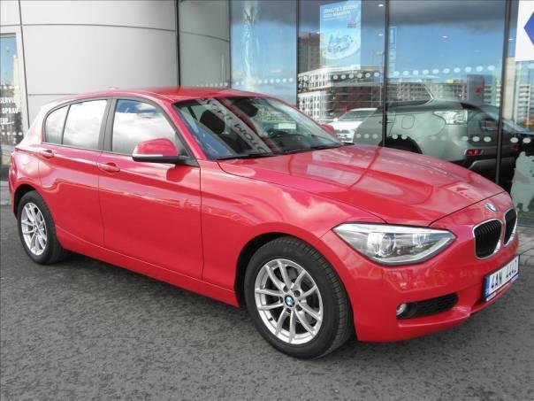 BMW Řada 1 2,0   120D AUTOMAT,xenony, foto 1 Auto – moto , Automobily | spěcháto.cz - bazar, inzerce zdarma