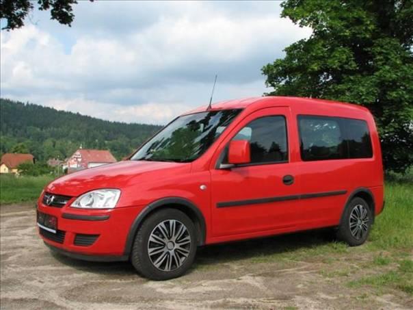 Opel Combo 1,4 16V Top Stav   TOUR ENJOY, foto 1 Auto – moto , Automobily | spěcháto.cz - bazar, inzerce zdarma
