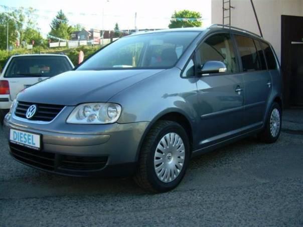 Volkswagen Touran 1.9TDi  DSG  KLIMATRONIK, foto 1 Auto – moto , Automobily | spěcháto.cz - bazar, inzerce zdarma