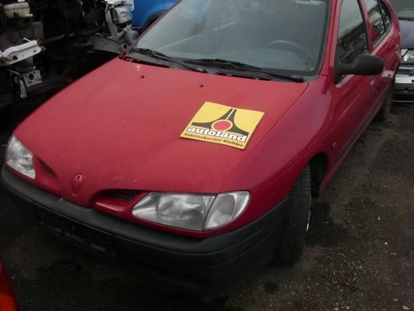 Renault Mégane 1,4, foto 1 Náhradní díly a příslušenství, Ostatní | spěcháto.cz - bazar, inzerce zdarma