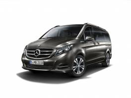 Mercedes-Benz Třída V V 250 BlueTEC VK L