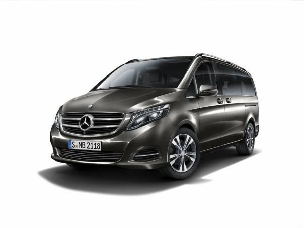 Mercedes-Benz Třída V V 250 BlueTEC VK L, foto 1 Auto – moto , Automobily | spěcháto.cz - bazar, inzerce zdarma