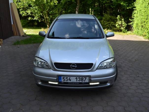 Opel Astra G HB 1.4 16V 66kw 2000 edition, foto 1 Auto – moto , Automobily | spěcháto.cz - bazar, inzerce zdarma