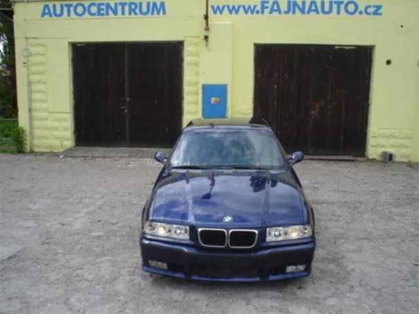 BMW Řada 3 2,5, foto 1 Auto – moto , Automobily | spěcháto.cz - bazar, inzerce zdarma