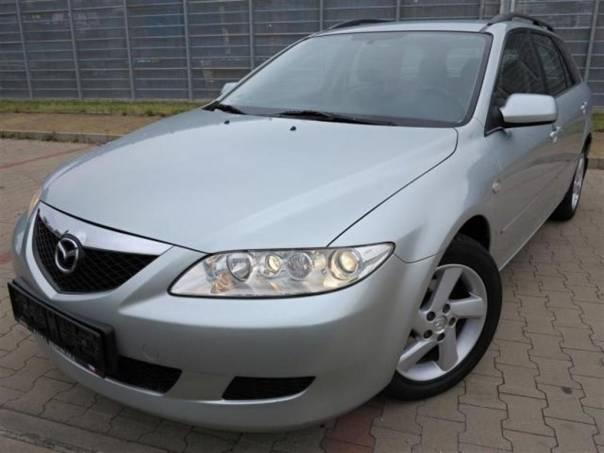 Mazda 6 1.8i 16V SPORT,ZÁRUKA KM, foto 1 Auto – moto , Automobily | spěcháto.cz - bazar, inzerce zdarma