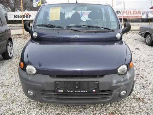 Fiat Multipla 1.9 JTD 77 kW, foto 1 Auto – moto , Automobily | spěcháto.cz - bazar, inzerce zdarma