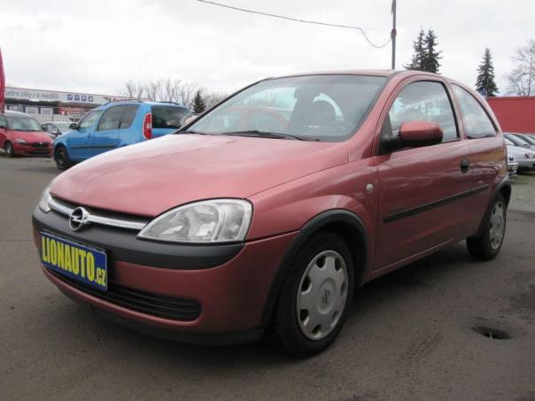 Opel Corsa 1.2i AUTOMAT, foto 1 Auto – moto , Automobily | spěcháto.cz - bazar, inzerce zdarma