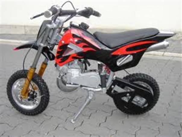 mini cross dětský, foto 1 Auto – moto , Motocykly a čtyřkolky | spěcháto.cz - bazar, inzerce zdarma