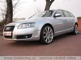Audi A6 3,0 TDI Quattro 8889 km 171kW
