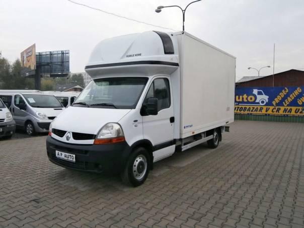 Renault Master SKŘÍŇ SPANÍ KLIMA 2,5DCI, foto 1 Užitkové a nákladní vozy, Do 7,5 t | spěcháto.cz - bazar, inzerce zdarma