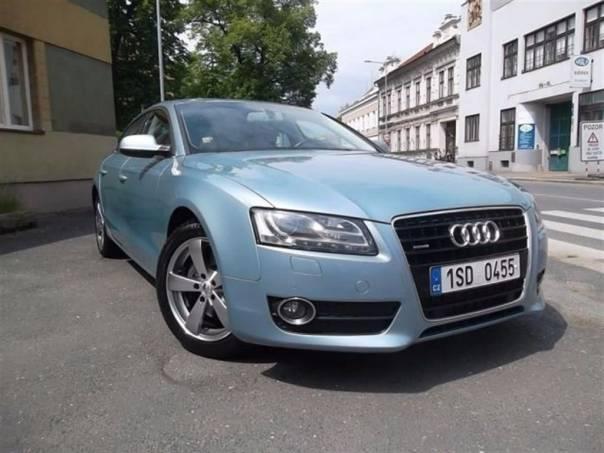 Audi A5 3.0 TDi V6 Quattro Sportback, foto 1 Auto – moto , Automobily | spěcháto.cz - bazar, inzerce zdarma