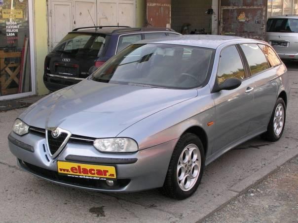 Alfa Romeo 156 1.8 16V T.S., foto 1 Auto – moto , Automobily | spěcháto.cz - bazar, inzerce zdarma