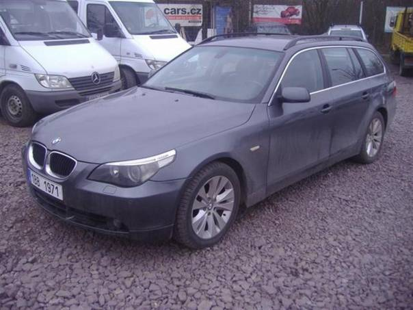 BMW Řada 5 530d D NAVI,KŮŽE,XENONY, foto 1 Auto – moto , Automobily | spěcháto.cz - bazar, inzerce zdarma