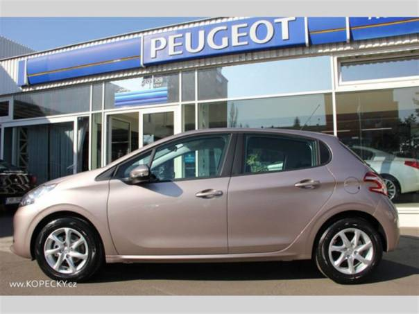 Peugeot 208 5P ACTIVE 1.2 PureTech 82k MAN5 EURO6, foto 1 Auto – moto , Automobily | spěcháto.cz - bazar, inzerce zdarma