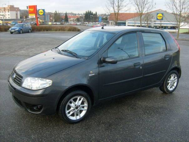 Fiat Punto 1.2i, foto 1 Auto – moto , Automobily | spěcháto.cz - bazar, inzerce zdarma