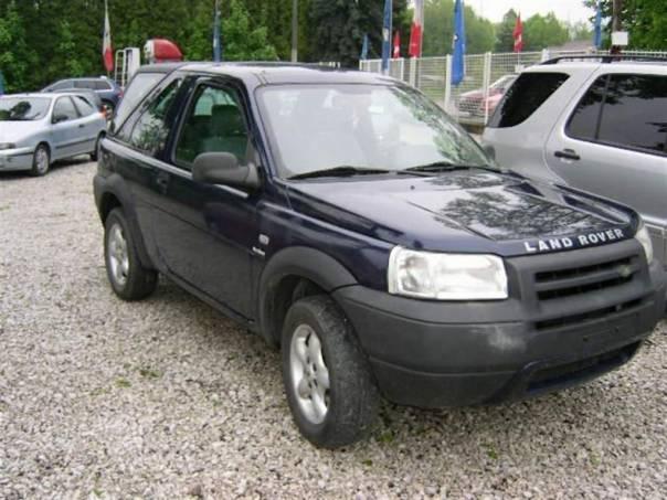 Land Rover Freelander 2,0 TD 4  AutoWojcik, foto 1 Auto – moto , Automobily | spěcháto.cz - bazar, inzerce zdarma
