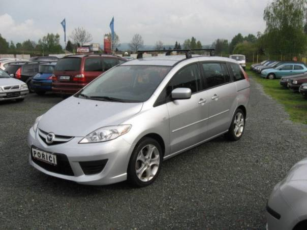 Mazda 5 2.3 Sport 6 Míst, foto 1 Auto – moto , Automobily | spěcháto.cz - bazar, inzerce zdarma