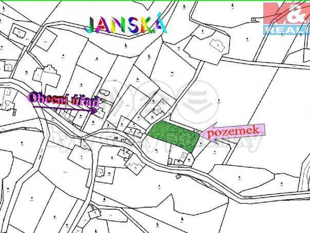 Prodej pozemku, Janská, foto 1 Reality, Pozemky | spěcháto.cz - bazar, inzerce