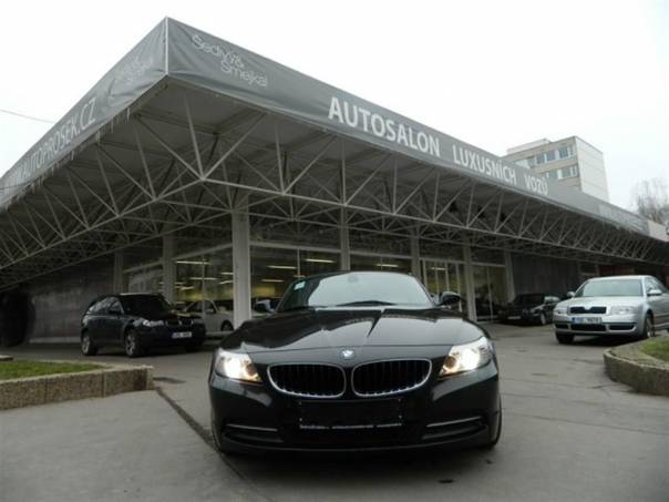 BMW Z4 sDrive23i TOP STAV,SER.KN,1MAJ, foto 1 Auto – moto , Automobily | spěcháto.cz - bazar, inzerce zdarma