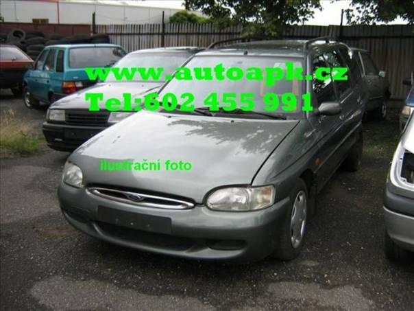 Ford Escort 1.8 Určeno na ND,, foto 1 Náhradní díly a příslušenství, Ostatní | spěcháto.cz - bazar, inzerce zdarma