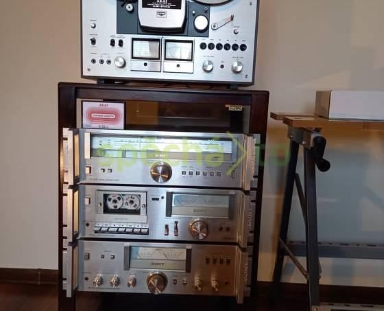 Věž SONY + magnetofon AKAI, foto 1 TV, audio, video, Hudební přehravače | spěcháto.cz - bazar, inzerce zdarma