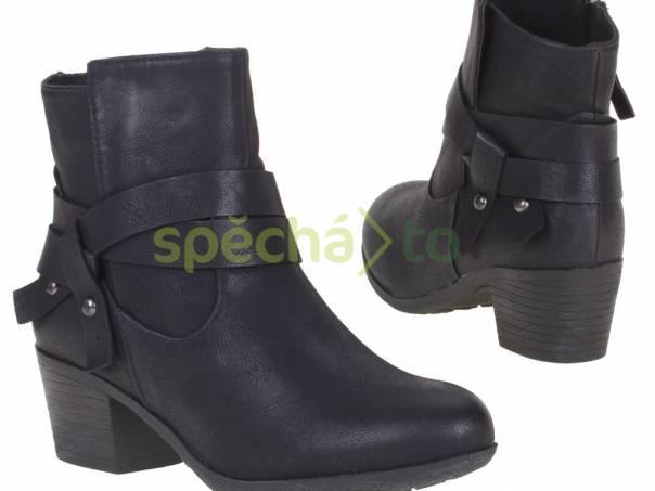 Dámské stylové jarní podzimní kotníkové boty-nové 37  8799aeb398