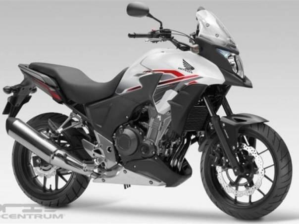 Honda  CB 500 X ABS 2013, foto 1 Auto – moto , Motocykly a čtyřkolky | spěcháto.cz - bazar, inzerce zdarma