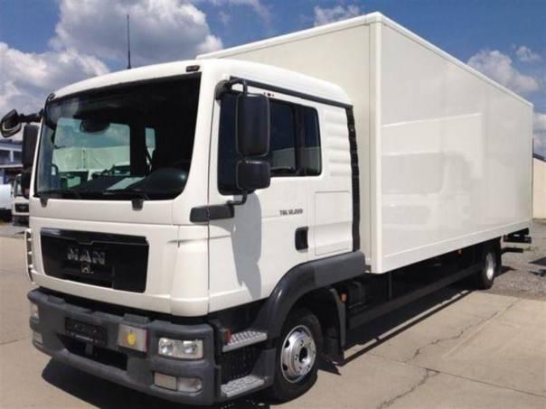 TGL 12.220 skříň lůžko  EURO 5, foto 1 Užitkové a nákladní vozy, Nad 7,5 t | spěcháto.cz - bazar, inzerce zdarma