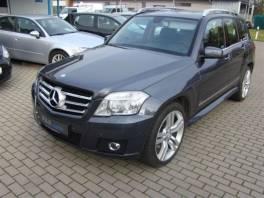 Mercedes-Benz Třída GLK 320CDI SPORT AUT kuze xenon se
