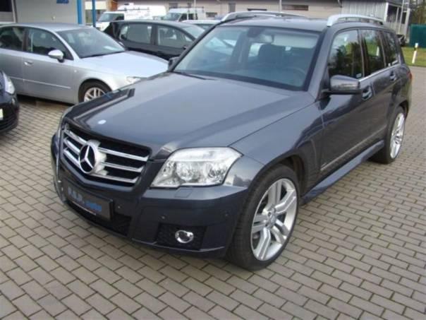 Mercedes-Benz Třída GLK 320CDI SPORT AUT kuze xenon se, foto 1 Auto – moto , Automobily | spěcháto.cz - bazar, inzerce zdarma