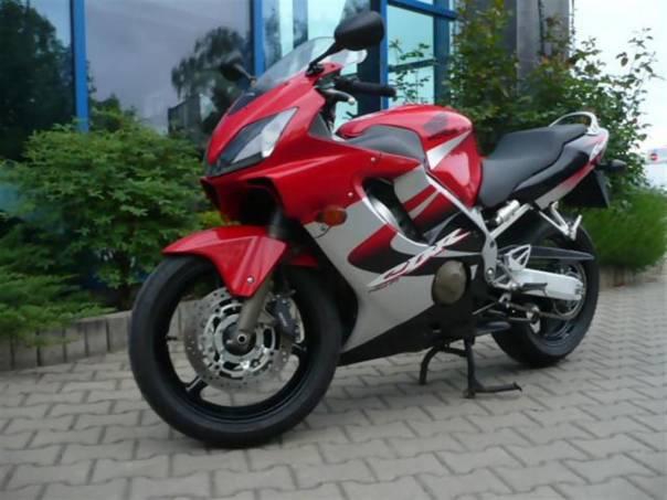 CBR 600 F4i SUPER STAV, foto 1 Auto – moto , Motocykly a čtyřkolky | spěcháto.cz - bazar, inzerce zdarma