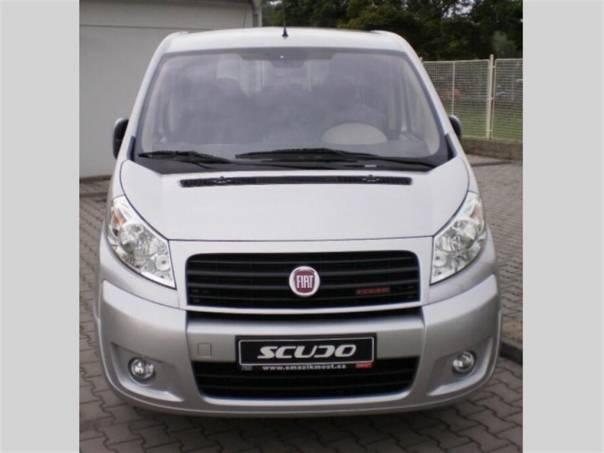 Fiat Scudo Panorama L2H1 2,0 MTJ Execut., foto 1 Užitkové a nákladní vozy, Do 7,5 t | spěcháto.cz - bazar, inzerce zdarma