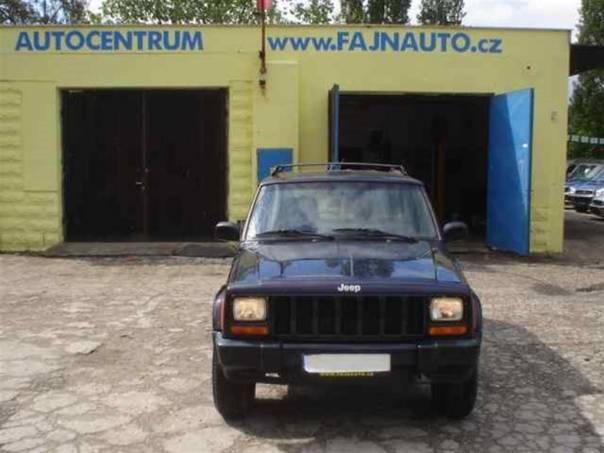 Jeep Cherokee 2,5 2,5TD,KLIMA,4x4,PĚKNÝ!!!!, foto 1 Auto – moto , Automobily   spěcháto.cz - bazar, inzerce zdarma