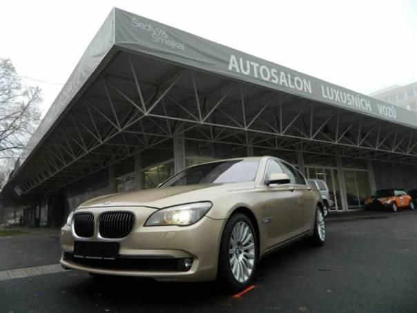 BMW Řada 7 730d  TOP STAV, foto 1 Auto – moto , Automobily | spěcháto.cz - bazar, inzerce zdarma